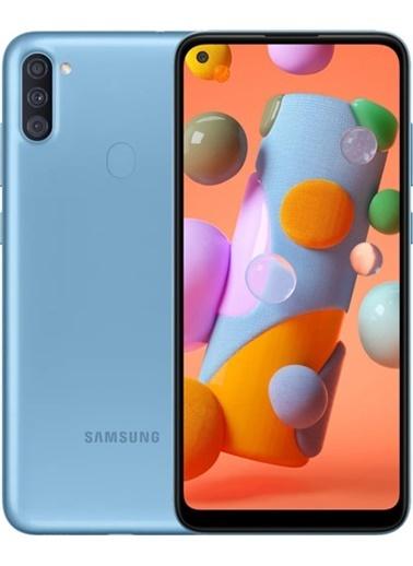 Samsung A115 Galaxy A11 Blue (Türkiye Garantili) Mavi